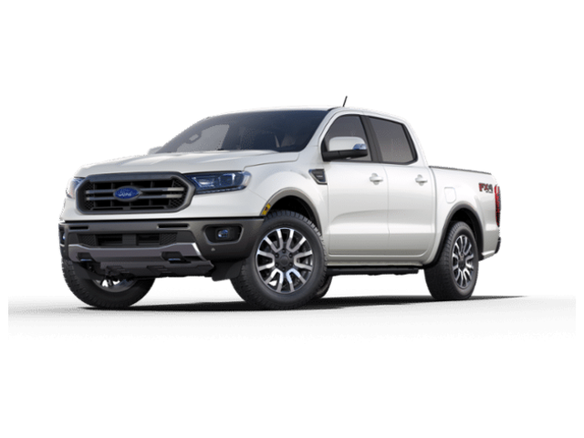2019 Ford Ranger Lariat 4x4 Lariat  SuperCrew 5.1 ft. SB Pickup